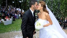 WEDDING LEONARDO BONUCCI AND MARTINA MACCARI IN TUSCANY - CASTIGLION DEL BOSCO - MONTALCINO