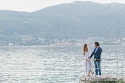 ILARIA & FRANCESCO - VERBANIA - LAKE MAGGIORE