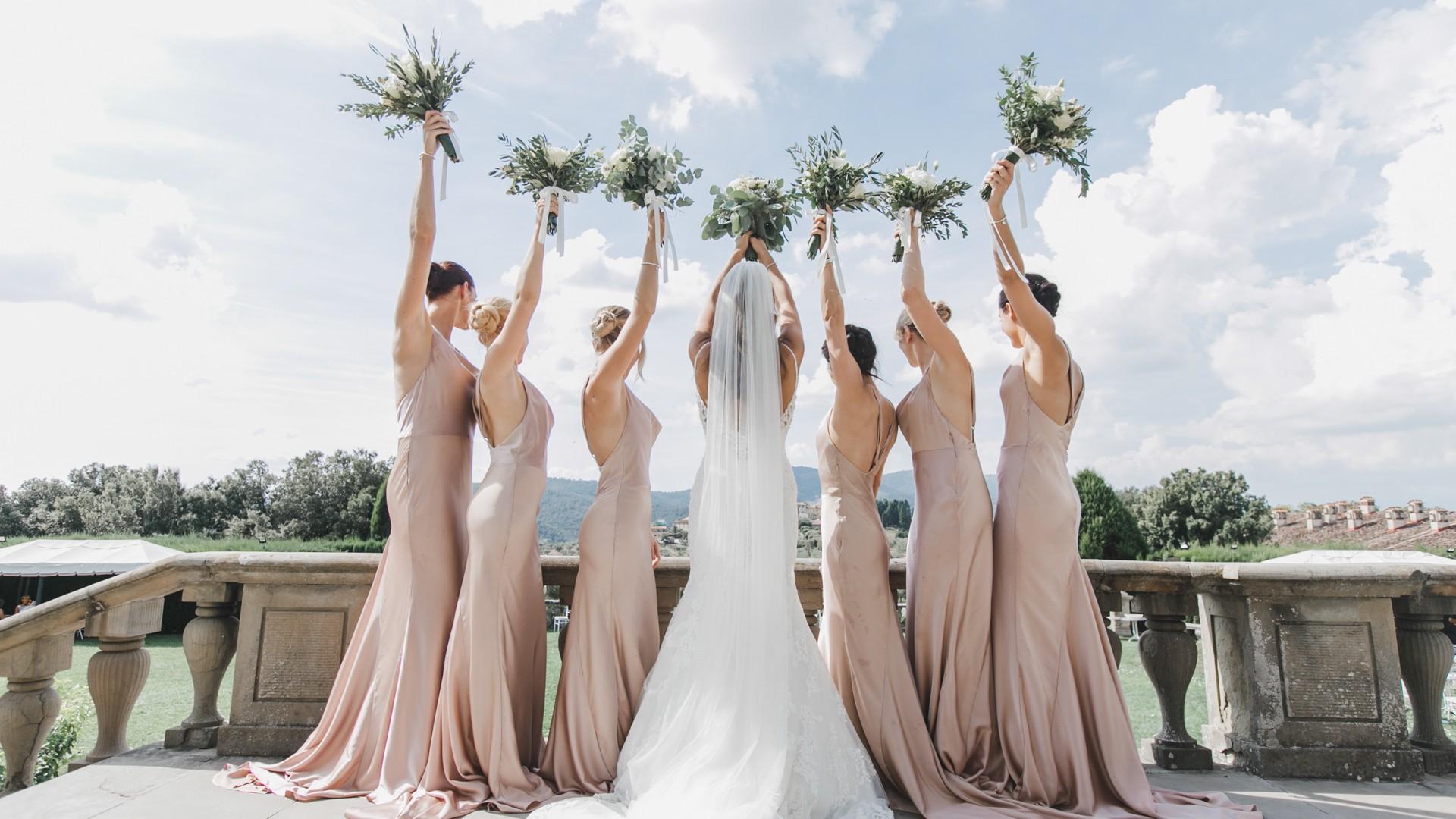 Tenuta di Artimino Tuscany Wedding Natalie&Ryan